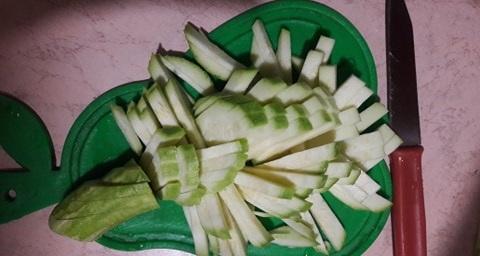 блюда из кабачка