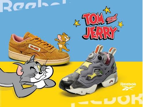 Том і Джеррі в Reebok