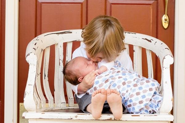 В гості до новонародженого
