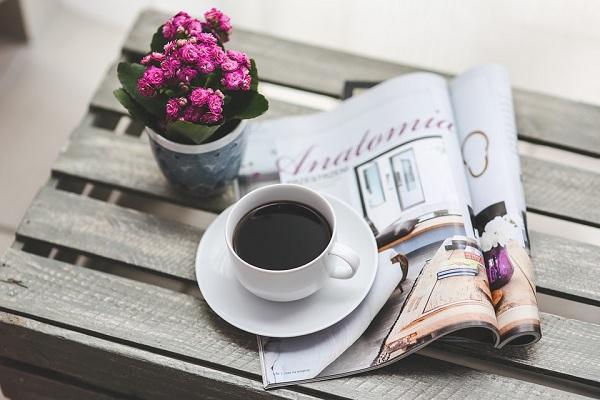 вплив кави