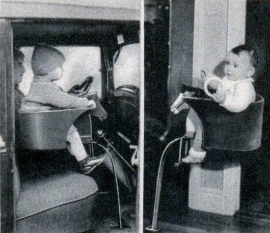 як захистити дитину в авто
