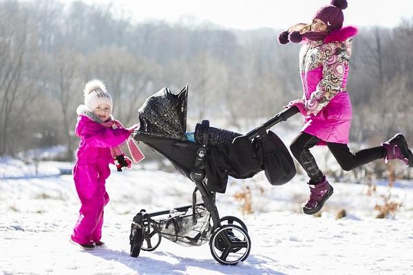 зимові прогулянки