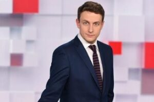 телеведучій