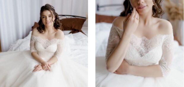 Тренди весільних суконь