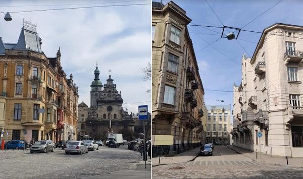 путешествие по Украине