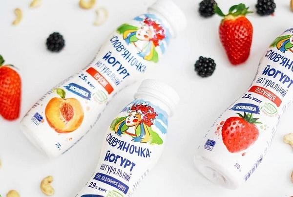 здорові йогурти