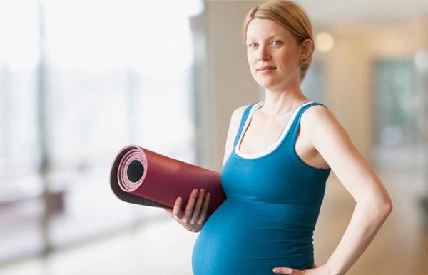 танці вагітність