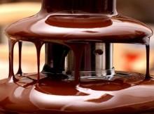 шоколадный фонтан в киеве
