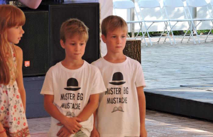фестиваль близнецов в Киеве