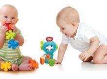игрушки для ребенка до года