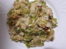 рецепт из кабачка