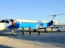 черногория самолет