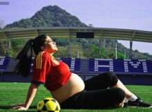 спорт для вагітної